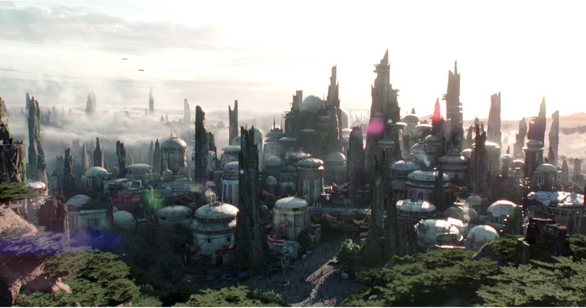 Star Wars Land Isn't a Galaxy Far, Far Away Anymore —Disney Announces Opening Date!