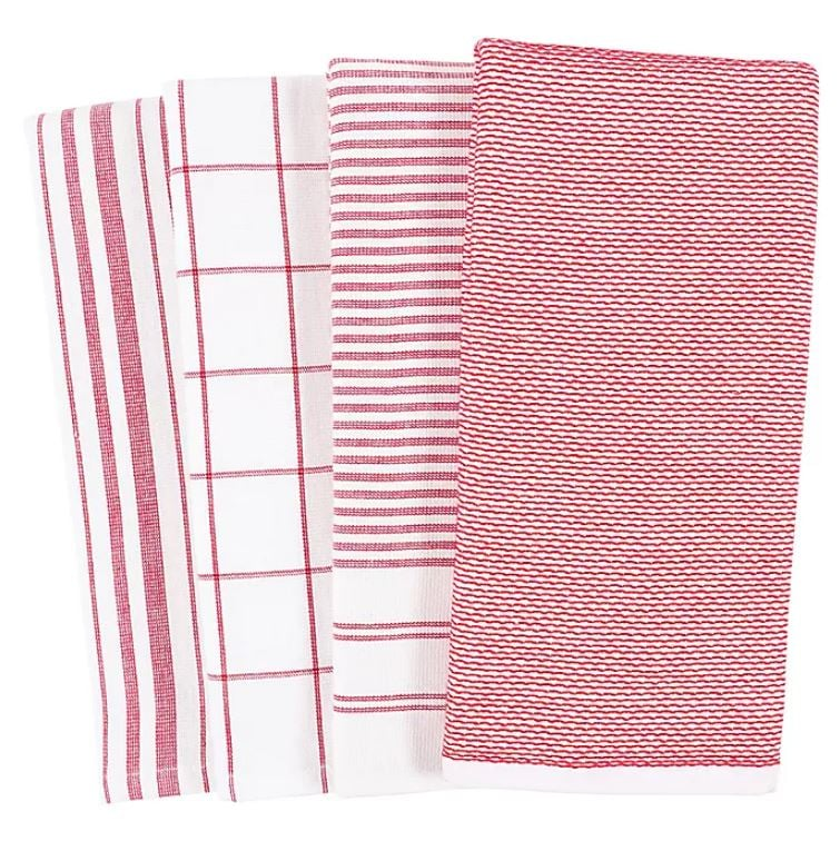 Our Table™ Select Dual Sided Kitchen Towels (Set of 4)