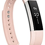 Fitbit Alta Leather Wristband