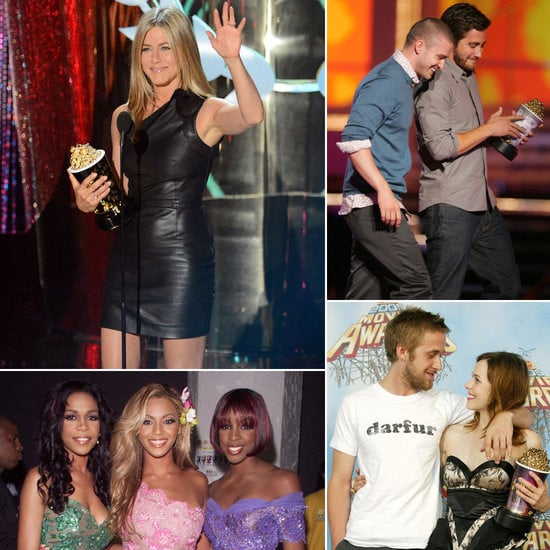 Look Back At The Highlights From The MTV Movie Awards Over The Years