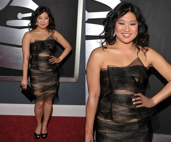 Jenna Ushkowitz Grammys 2011