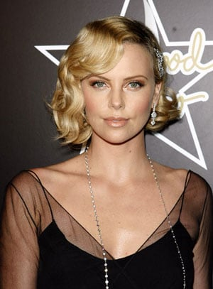 Fab Flash: Charlize Theron, Supermodel?