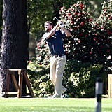JT's Golfing Weekend