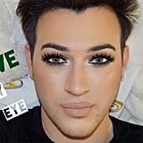 Olive Green Smoky-Eye Tutorial