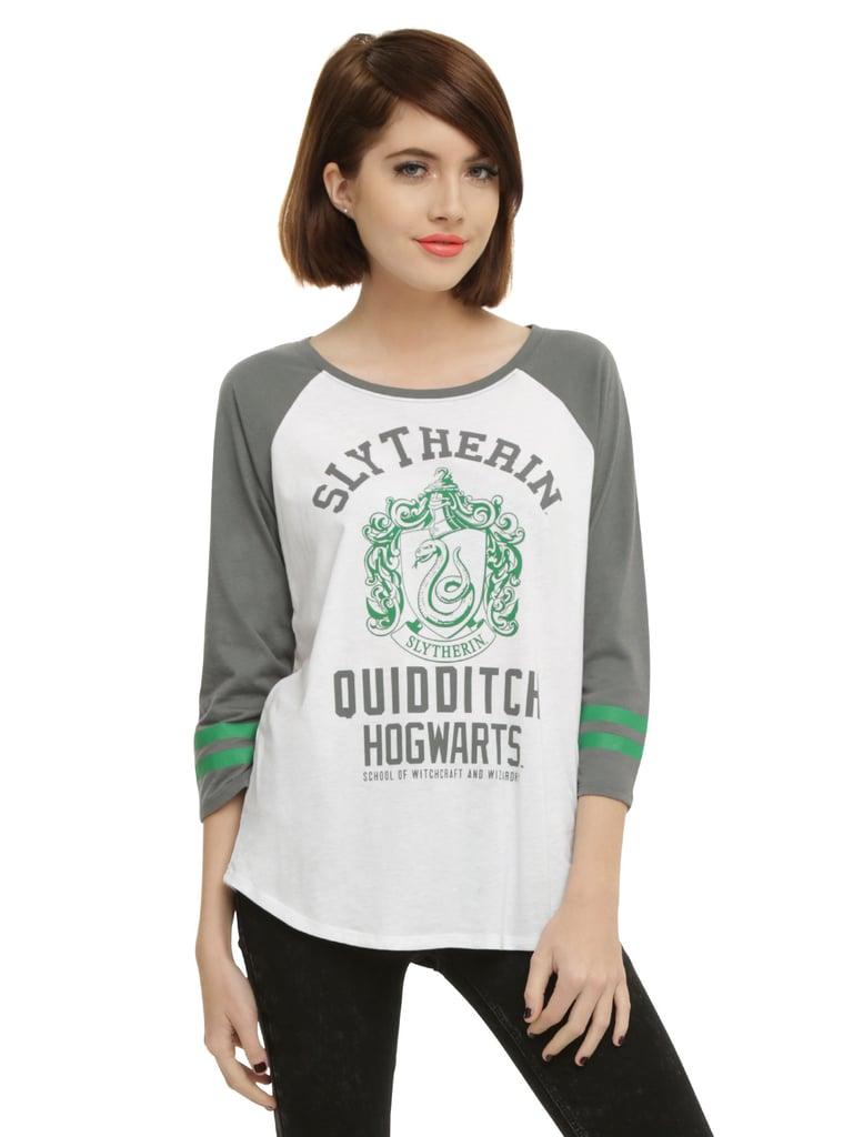 Harry Potter Slytherin Girls Slytherin Quidd...