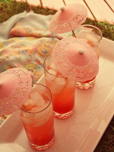 Parasol Drink Sticks