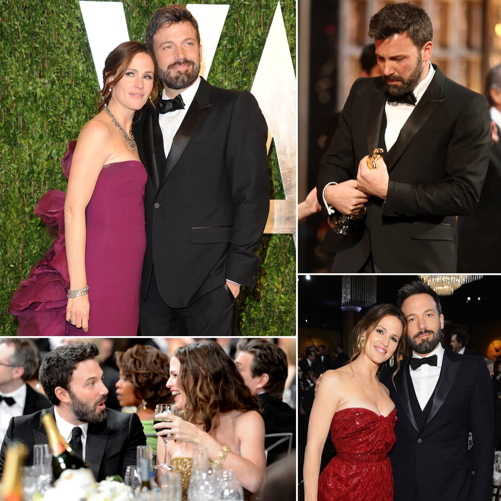 Celebrity Couples: Ben Affleck & Jennifer Garner Cute Photos