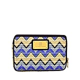 The colorful chevron pattern of Trina Turk's iPad mini case ($36) will finish your technology off with spirited style.