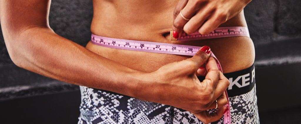 كم هو مقدار الوزن الذي عليكم خسارته أسبوعياً?