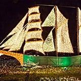 The Lights of Christmas in Stanwood, Washington