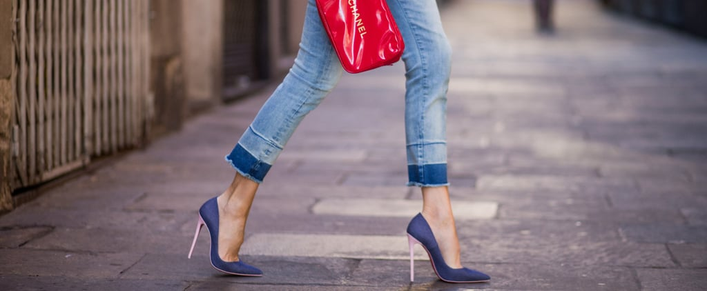 10 Stylish Blue Jeans to Get Your Hands On in 2018
