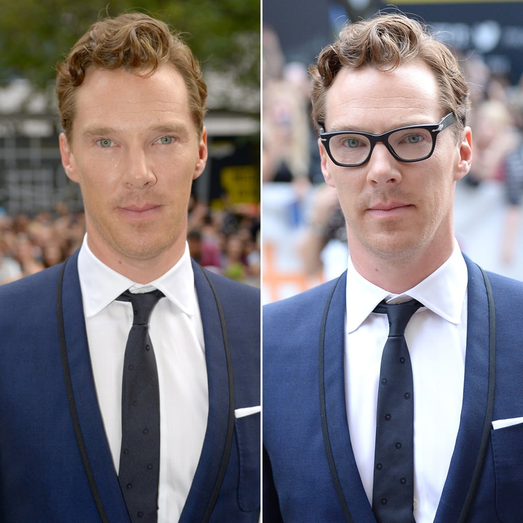 So, Which Is Hotter: Ben With or Without Glasses?