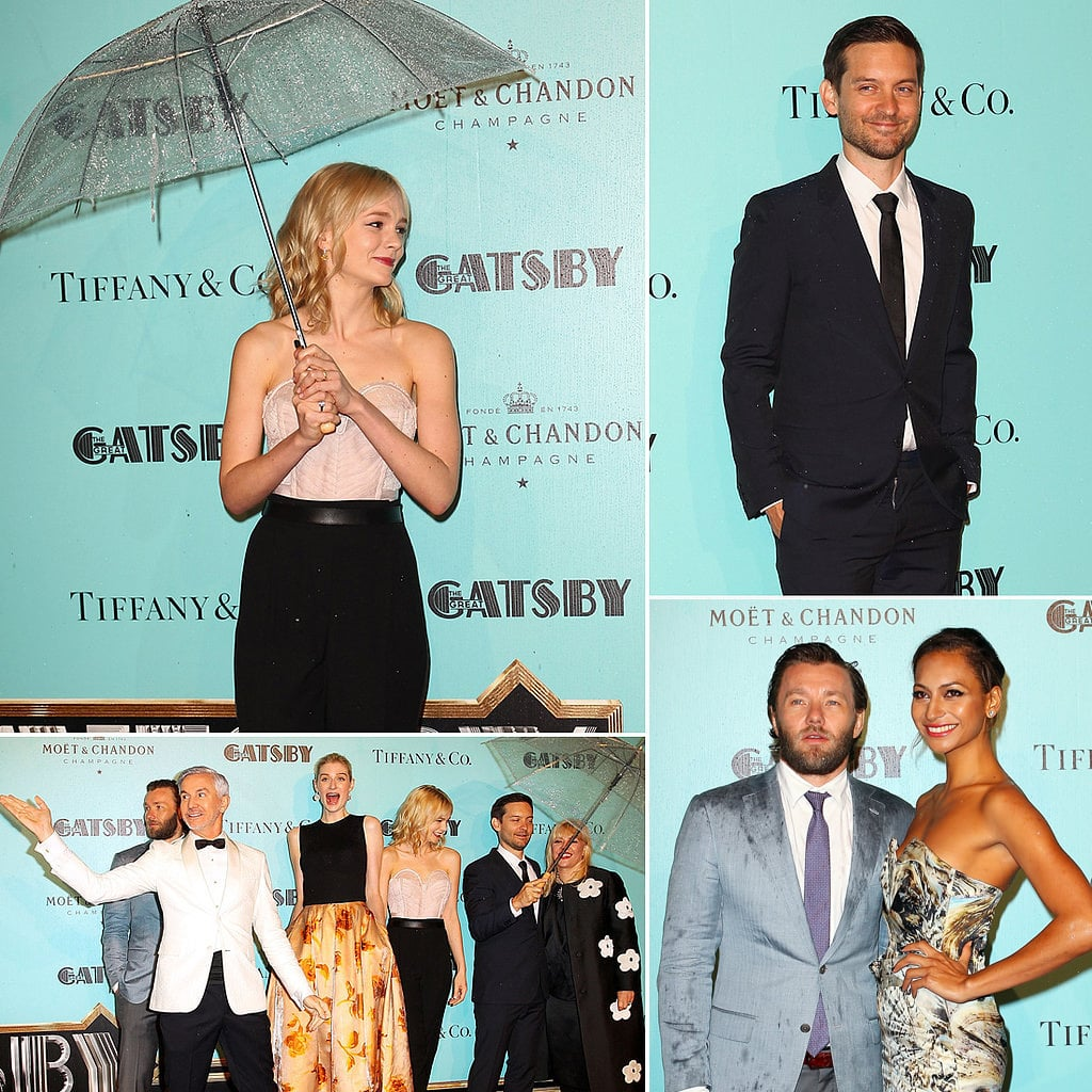 The Great Gatsby Sydney Premiere Pictures and Interviews