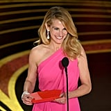 Julia Roberts Wearing Cindy Chao Earrings at the Oscars