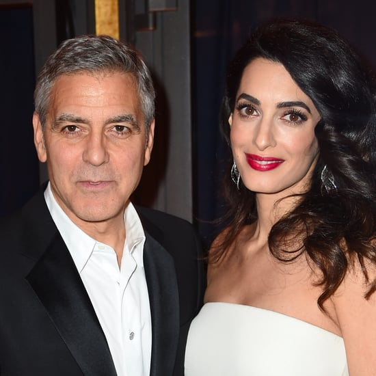 George and Amal Clooney Take In a Refugee From Iraq