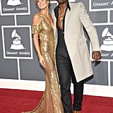 Heidi and Seal hit the red carpet for the 2011 Grammys.