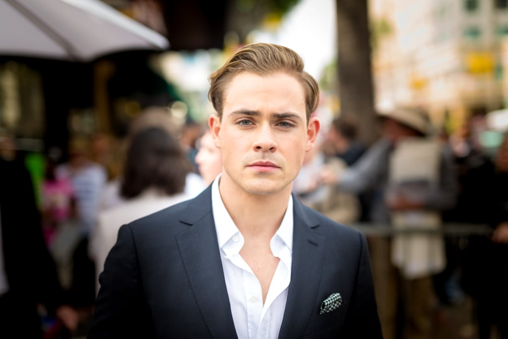 """In Terms of Looks, Stranger Things Star Dacre Montgomery Is an """"Eleven"""""""