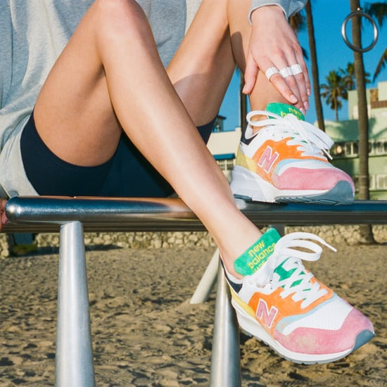 New Balance x Staud Collaboration