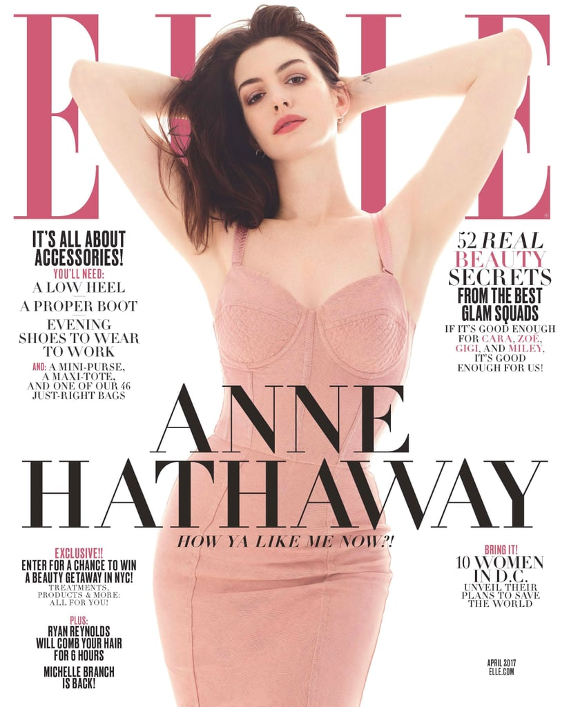 "Anne Hathaway on Her Husband: ""His Love Has Changed Me"""