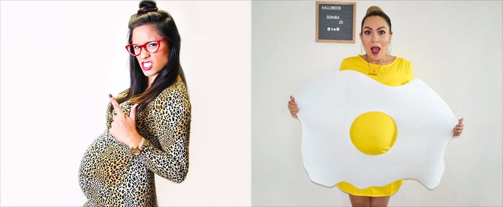 Creative Halloween Costumes For Pregnant Women