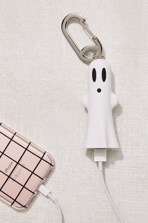 Buqu Glow-in-the-Dark Ghost Portable Power Bank