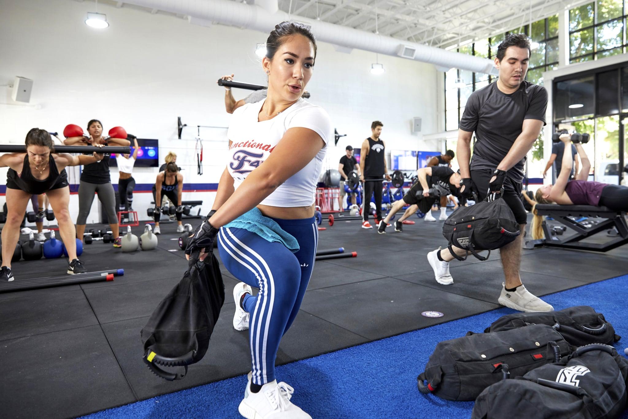 Is F45 High Intensity Interval Training?   POPSUGAR Fitness UK