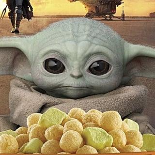This New Mandalorian Cereal Has Baby Yoda-Shaped Marshmallows, and I'm Already Sold