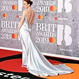 Jess Glynne at the 2019 Brit Awards