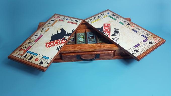Harry Potter Monopoly Set Popsugar Australia Tech