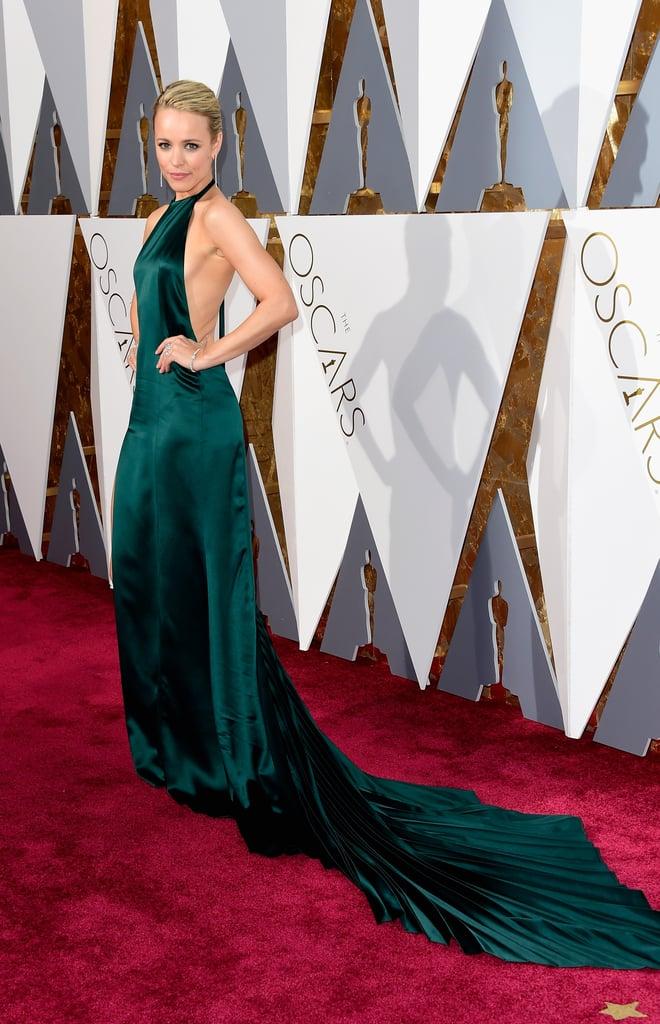 Rachel McAdams at the 2016 Oscars. 8a7d0d53d