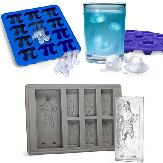 Geeky Ice Cube Trays For Labor Day