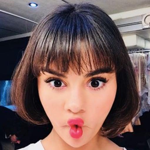 Sexy Selena Gomez Selfies 2018