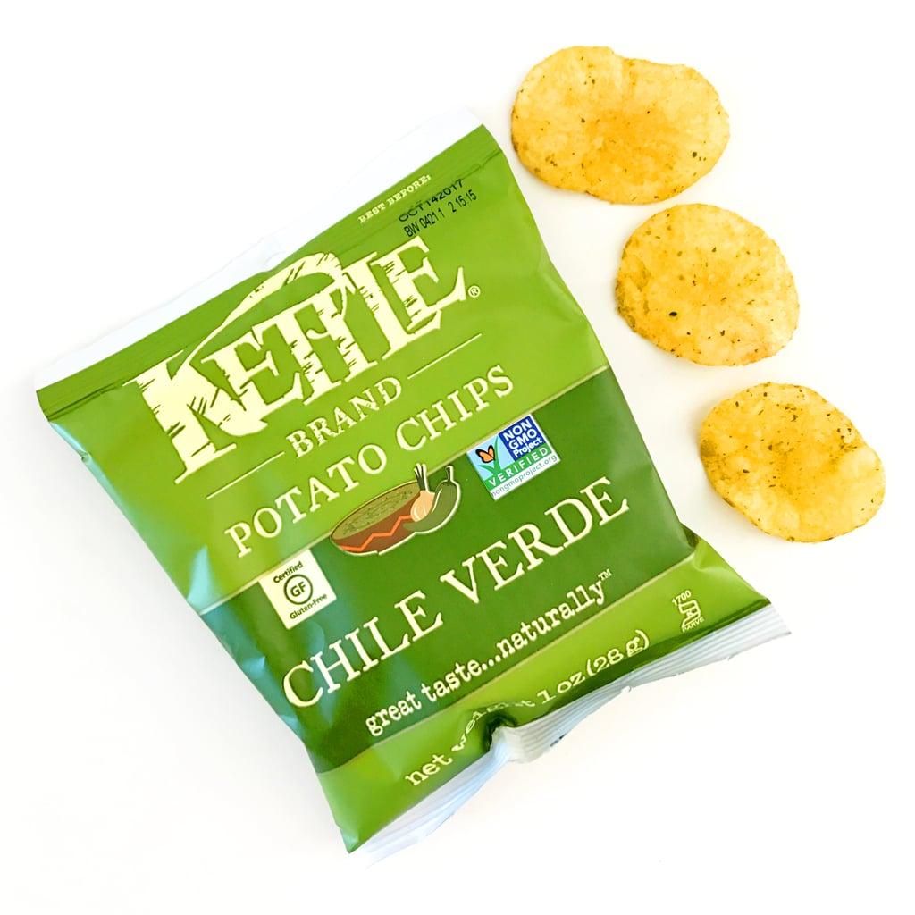 Kettle Brand Potato Chips in Chile Verde