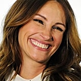 Julia Roberts flashed a smile at the Jesus Henry Christ premiere.