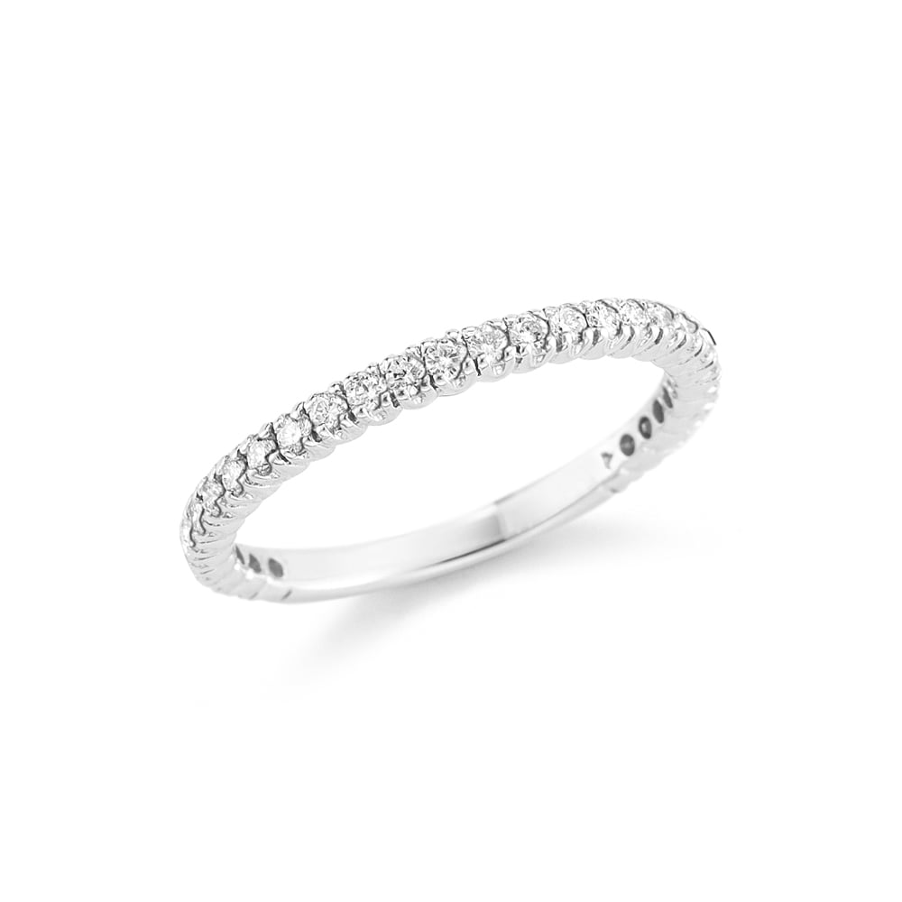 Barbela Diamond Eternity Ring