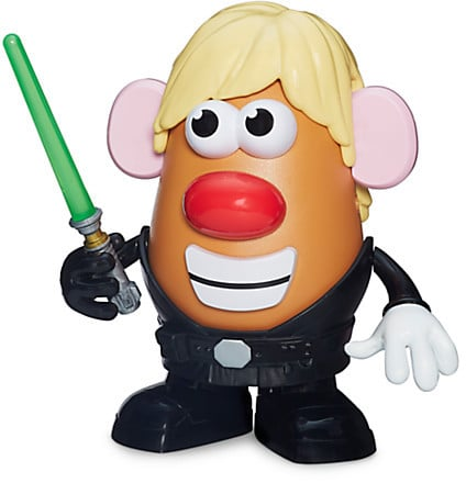 For 3-Year-Olds: Mr. Potato Head Star Wars Mashups