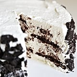 Oreo Icebox No-Bake Cake