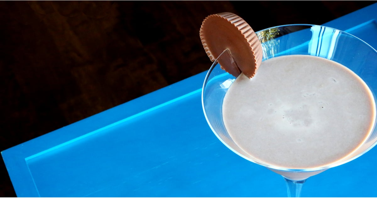 Reese S Peanut Butter Cup Cocktail Popsugar Food