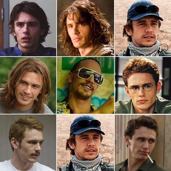 The Many Faces of James Franco
