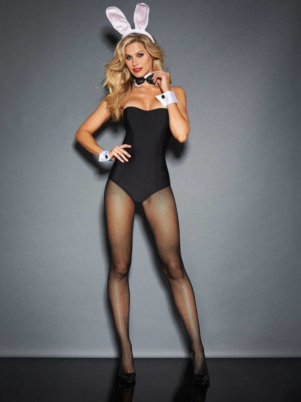 playboy bunny lingerie halloween costumes popsugar. Black Bedroom Furniture Sets. Home Design Ideas