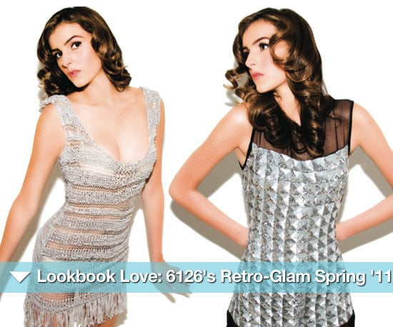 Pictures of Lindsay Lohan's 6126 Spring Collection Modelled by Ali Lohan