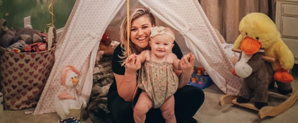 Kelly Clarkson's Daughter Is Only a Year Old and She's Already Written a Book (Well. . .Kind Of)