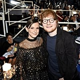 Chatting With Ed Sheeran at the 2017 VMAs