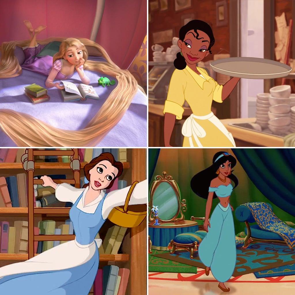 Disney Princess Decor Inspiration