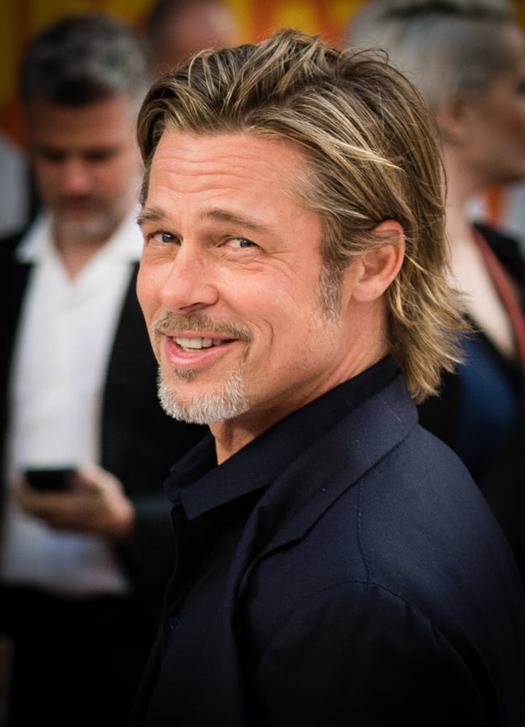 The year was 2017, and Brad Pitt was back on the scene promoting a handful of onscreen projects after a tumultuous split from Angelina Jolie. Not only was he hitting red carpets again, but he was looking damn good while doing it. Let's just say that I noticed. Cut to two years later and I have yet to feel differently about the 55-year-old actor, who is currently doing press for Once Upon a Time in Hollywood with another eternally handsome A-lister, Leonardo DiCaprio. The two looked so hot in their recent Esquire spread that it was frankly a little uncomfortable. And don't get me started on Brad in a tuxedo and bow tie, hamming it up on the red carpet in Cannes.  We can plan on seeing a lot more of Brad in the coming months. He's also starring as an astronaut in the upcoming adventure drama Ad Astra, so we'll finally get to see him looking hot in space come September. Keep reading to see Brad's most handsome photos so far this year.      Related:                                                                                                           66 Examples of Brad Pitt's Lifelong Hotness