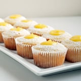 Lemon Cupcakes Filled With Lemon Curd