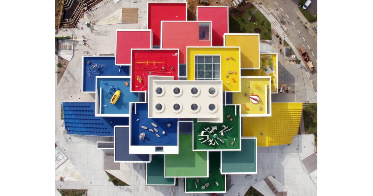 Life Size Lego House Popsugar Moms Photo 7