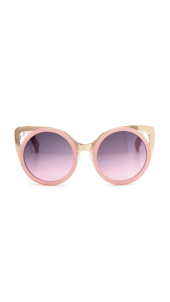One by Erdam Cat Eye Sunglasses