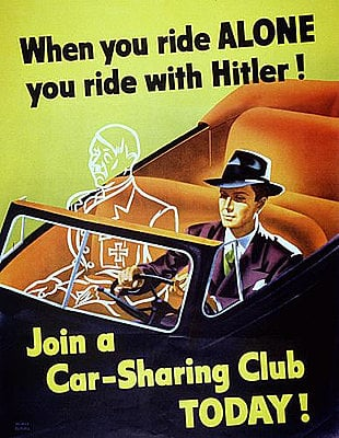 Vintage War Propaganda Posters — Are We Repeating History?