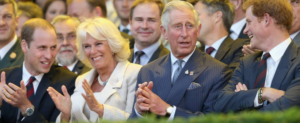 What Is the Relationship Between William, Harry, and Camilla Really Like?